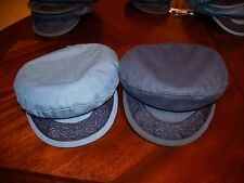 Authentic Aegean Greek Fisherman's Cap Sailor Hat    Limited Variety of Colors