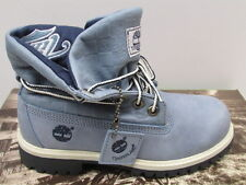 Timberland Roll Top Boots - Kids - Code: 22717 - Blue - Kids Size UK 1