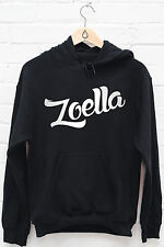 Zoella jumper just say yes blogger blog beauty tumblr viral youtube hoodie K460
