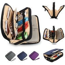 Organizer Bag for Ipad Mini Samsung Galaxy tab 8 Tablet Sleeve Pouch Travel