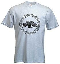 CELTIC ANGEL T-SHIRT - Pagan Druid Wicca Goth Gothic - Choice Of Colours
