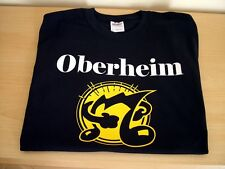 RETRO SYNTH SYNTHESISER OB OBERHEIM DESIGN 4 VOICE DESIGN T SHIRT  S M L XL XXL
