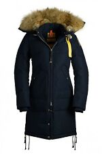 Parajumpers Women's LongBear Jacket, Navy Blue (562)  - NEW