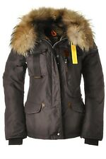 Parajumpers Women's Denali Jacket, Brown (514)  - NEW