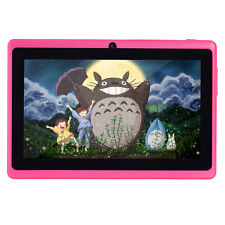"""7"""" Tablet PC Android 4.0 for Kids Children A13 1.2GHz 4GB Dual Cam- (Blue)"""