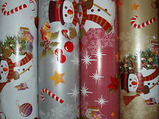 "Christmas PVC table cloth, 1.4m (54"") wide sold by the metre"