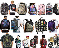 Mens Womens Girls Boys Designer Backpack Sprayground Bags Sports Travel Hiking