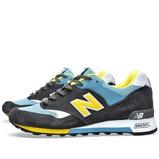 Men's New Balance 577 Seaside Pack Blue Yellow Grey M577GBL Running