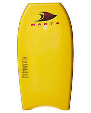 New Manta Phantom 38 - 44 Inch Bodyboard Surfboard
