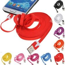3M 10ft Micro USB Data Sync Cable Charger for Galaxy S4 S3 Samsung HTC NOKIA LG