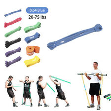 Yoga New Set Pull Up Assist Bands Body Building Resistance Crossfit Exercise