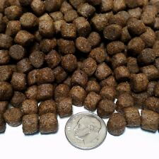 """Cichlid Pellets in Bulk, Extra Large 7.5mm-3/8"""",  For ALL Tropicals & Pond Fish"""