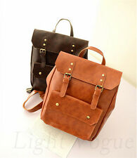 Womens Backpack Shoulder bag Fashion Satchel New Brand Leather Tote Handbags n