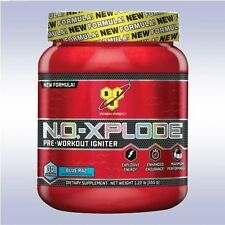 BSN N.O.-XPLODE NEW FORMULA (30 SERVINGS) no explode pre-workout powder