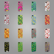 NEW TIRITA CASE HARD COVER FOR IPHONE SAMSUNG OR LG FASHION FRUITS VEGETABLES