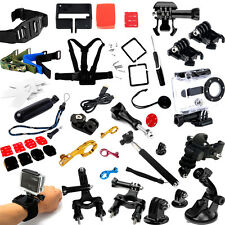 Head Floaty Roll Tripod Chest Cage Mount Accessories For GoPro HD Hero 3+ 3 2 1
