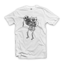 Adventure Time Tee, Finn and Jake Skeleton drawing, cartoon network, south park