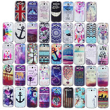 Patterned Plastic Back Hard Case Cover For Samsung Galaxy SIII S3 i9300 - DEFFER