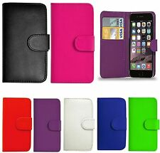Flip Leather Wallet Case Cover For Apple iPhone 6 Plus