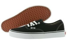 Vans Authentic Era VN-0EE3BLK Black White Canvas Shoes Medium (B, M) Women