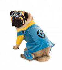 Minion Despicable Me Licensed Halloween Dog or Cat Costume Sm-XL NWT