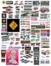1: 24 1:18 DRIFTING #1 DECALS FOR DIECAST & MODEL CARS & DIORAMAS