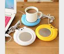 Lovely Bear USB Powered Cup Warmer Cup Heater Pad Coffee Tea Mug Warmer Heater