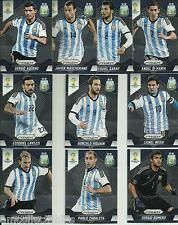 Panini Prizm Fifa Wolrd Cup 2014™ Soccer - Basecard Argentina Selection