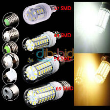 G9 E14 E27 B22 6W 10W 18W 20W LED 27/48/56/69 5730 Cover Corn Light Lamp Bulb