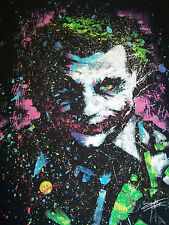 THE JOKER HA HA BATMAN T-SHIRT NEW !
