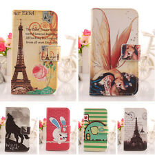 Accessory Book-Style Flip PU Leather Case Cover Protection Skin For LG L50 New
