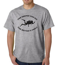 SCUBA DIVER -  slogan /novelty/ joke, Birthday gifts, t-shirts for men