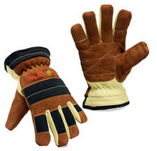 Protech Titan Structural Firefighter Firefighting Gloves Multiple Sizes (New)