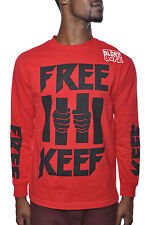 Been Trill Authentic Kanye West Fashion Free Keef Yeezy Hip Hop LS Tee Shirt