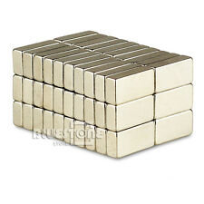 Lots Super Strong Block Square Rare Earth Neodymium Magnets 10 x 5 x 3mm N35