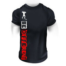 MMA GYM BODYBUILDING  fighting T-Shirt  BEST WORKOUT  CLOTHING TRAINING MAN UFC