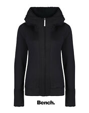 Women's Bench kadgi II Fleece Hooded Jacket in black