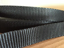 ★Thick Strong Polyester Webbing 25mm★ lengths 1,2,5,10m (similar to nylon)