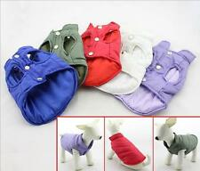 Chihuahua Puppy/Dog Coats Clothes Warm Winter Shower/Windproof Puffa Jackets