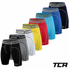 Mens Boys TCA Pro Performance Compression Armour Thermal Base Layer Under Shorts
