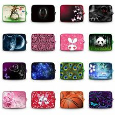 """Soft NEOPRENE 15 inch 15.4"""" 15.5"""" 15.6"""" Laptop Bag Case Pouch Sleeve Carry Cover"""