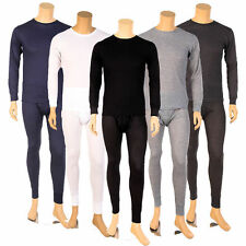 NEW Mens 1pc Thermal Long John Underwear Waffle Knit TOP S M L XL