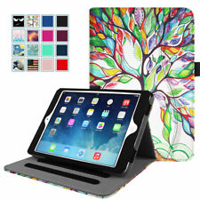 Fintie 360 Degree Rotating Smart Cover Case Stand for Apple iPad Mini 3/2/1