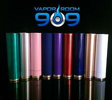 Manhattan Style Mechanical Mod NO LOGOS Copper Aluminum Colored FREE SHIPPING