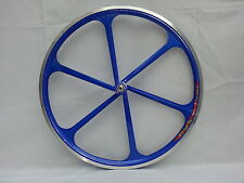 700c Teny Rim Front wheel CNC Track bike fixed single speed tyre, aerospoke