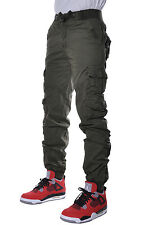 Fashion Apparel M Society Quality Twill Utility Outdoor Cargo Casual Joggers