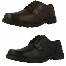 Mens Clarks Formal Leather Lace Up Shoes 'Lair Gate'