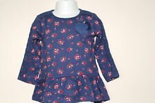 NEW Baby Girls Gorgeous Tunic Top Dress Age 0-1, 9-12, 18-24 Months *FREE P&P*
