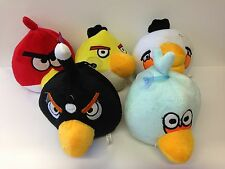 Angry Birds Soft Plush Teddy Cuddly Toys Series CLEARANCE