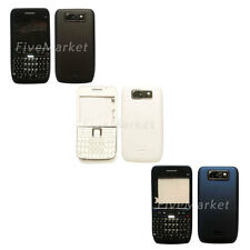 New Full Housing Cover Case Front + Back + Keypad Replacement For Nokia E63